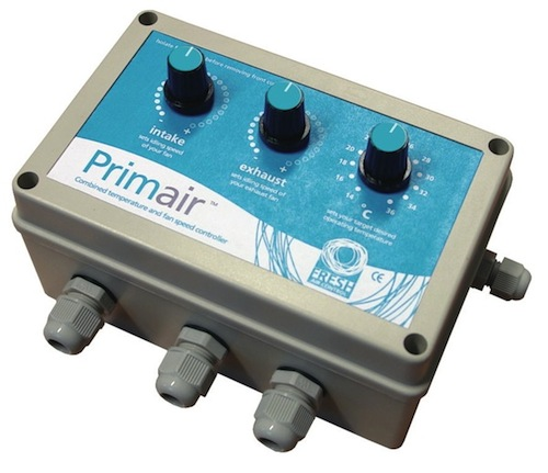 Primair Fan Controler