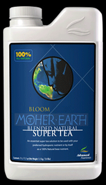 Mother Earth Organic Super Tea Bloom