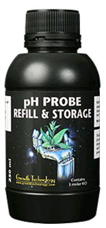 pH Probe Refill and Storage Solution 250ml
