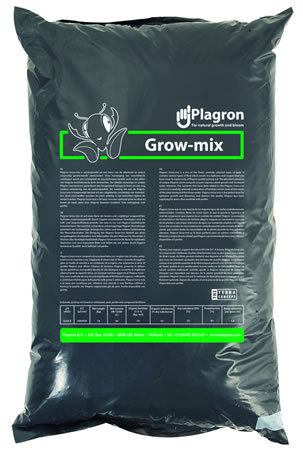 Plagron Growing Media - Plagron Grow Mix