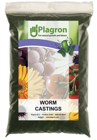 Plagron Growing Media - Plagron Worm Castings 25ltr