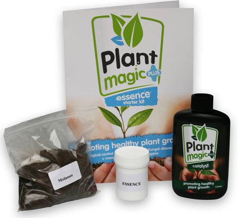 Plant Magic Plus Beneficials - Essence Starter Kit
