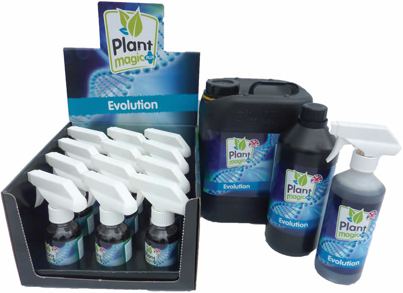 Plant Magic Plus Beneficials - Evolution