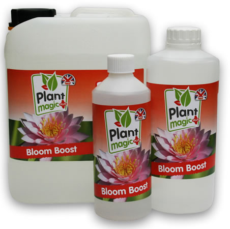 Plant Magic Plus Additives - Bloom Boost