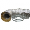 FRESH Acoustic Ducting 203mm x 5m with 2 x Clamps