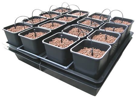 Wilma 16 Pot Complete System