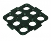 9 Hole Insert to fit 11L Square Pot