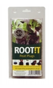 ROOT!T Expanding Peat Plugs Clam Pack of 36 (Box of 12)