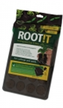 ROOT!T Rooting Sponges 24 Cell Filled Trays