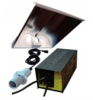 PowerPlant DayLite 600w SuperWing System Without Lamp