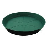 Round Heavy Duty Green Saucer 304mm