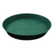 Round Heavy Duty Green Saucer 356mm