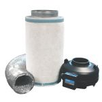 RAM & FRESH Air Kit (588m3/hr) FRESH Filter 150x800,5m Ducting,R