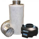 RAM & Mountain Air Kit (980m3/hr) MA Filter 200x1000,5m Ducting,