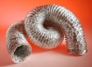203mm Silver Ducting 10m