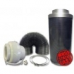125x300 Kit 10m combi Rhino Ducting Kit