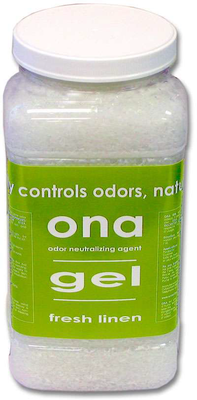 ONA Gel in 4 liter jar