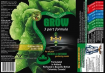 Holland Secret Grow 3 Part Nutrient