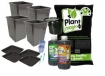 4 Pot Oldtimer Soil Kit
