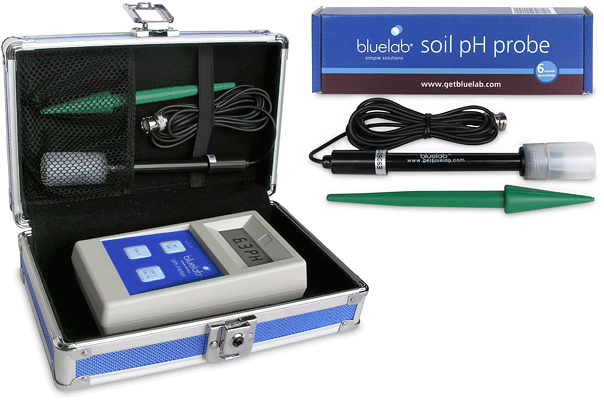 Bluelab Soil pH Meter/Probe