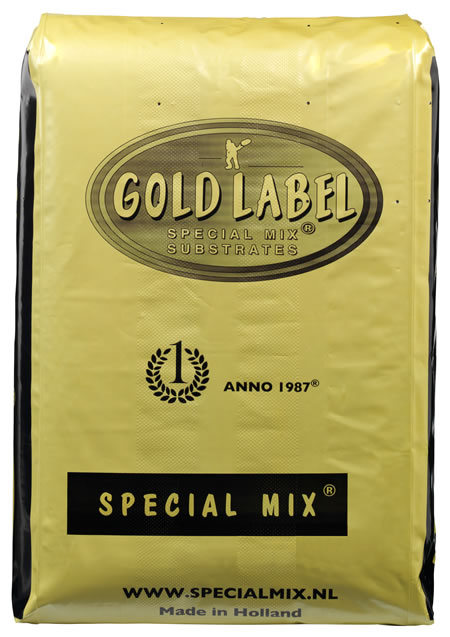 Gold lable special mix