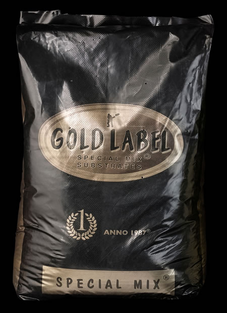 Gold Label 60/40 Clay/Coco  Mix