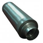 Flexible Silencer 100mm