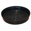 Black 30cm Saucer to match 15L Pot