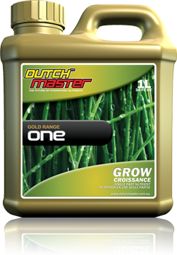Dutch Master Gold Range ONE Grow