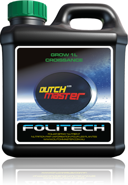 Dutch Master Gold Range FOLITECH Grow 1L