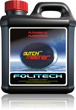 Dutch Master Gold Range FOLITECH Flower 1L