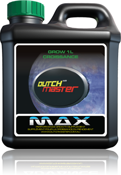 Dutch Master MAX Grow