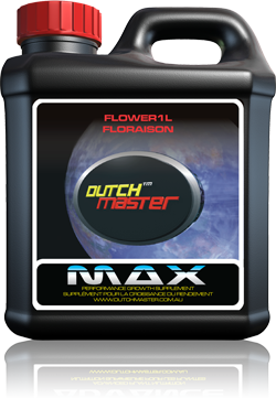 Dutch Master MAX Flower