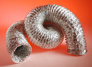 102mm Silver Ducting 10m
