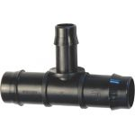 19mm/13mm Barb Reducer Tee