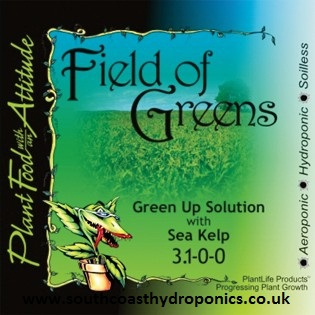 Field of Greens: Green up Solution
